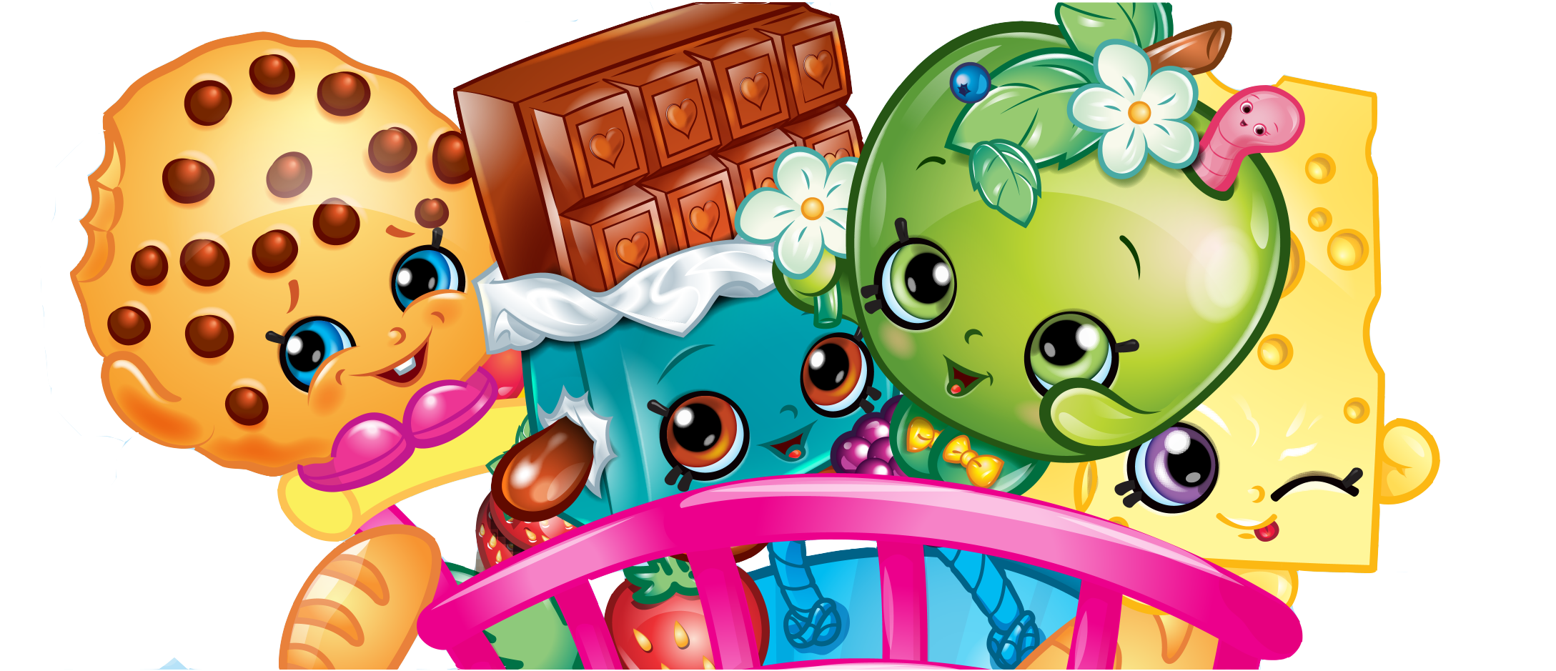 Four More For Sign Up Shopkins!