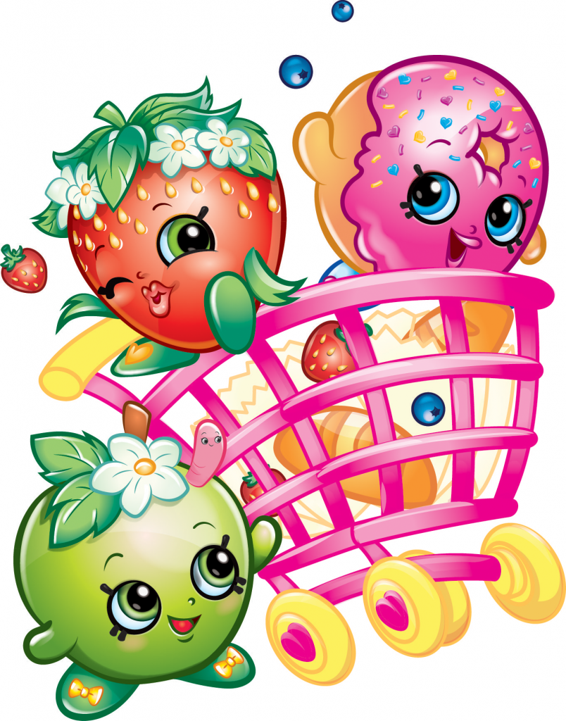 Shopkins Hero Group 1